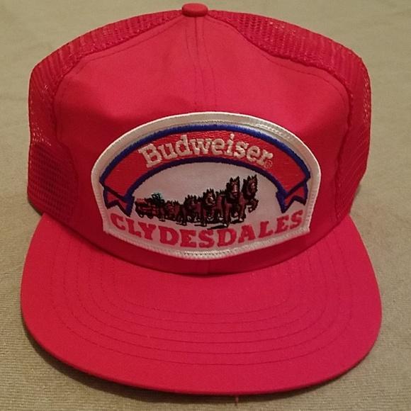56d266ed Stylemaster Accessories | Nwot Vintage Budweiser Snapback Hat | Poshmark